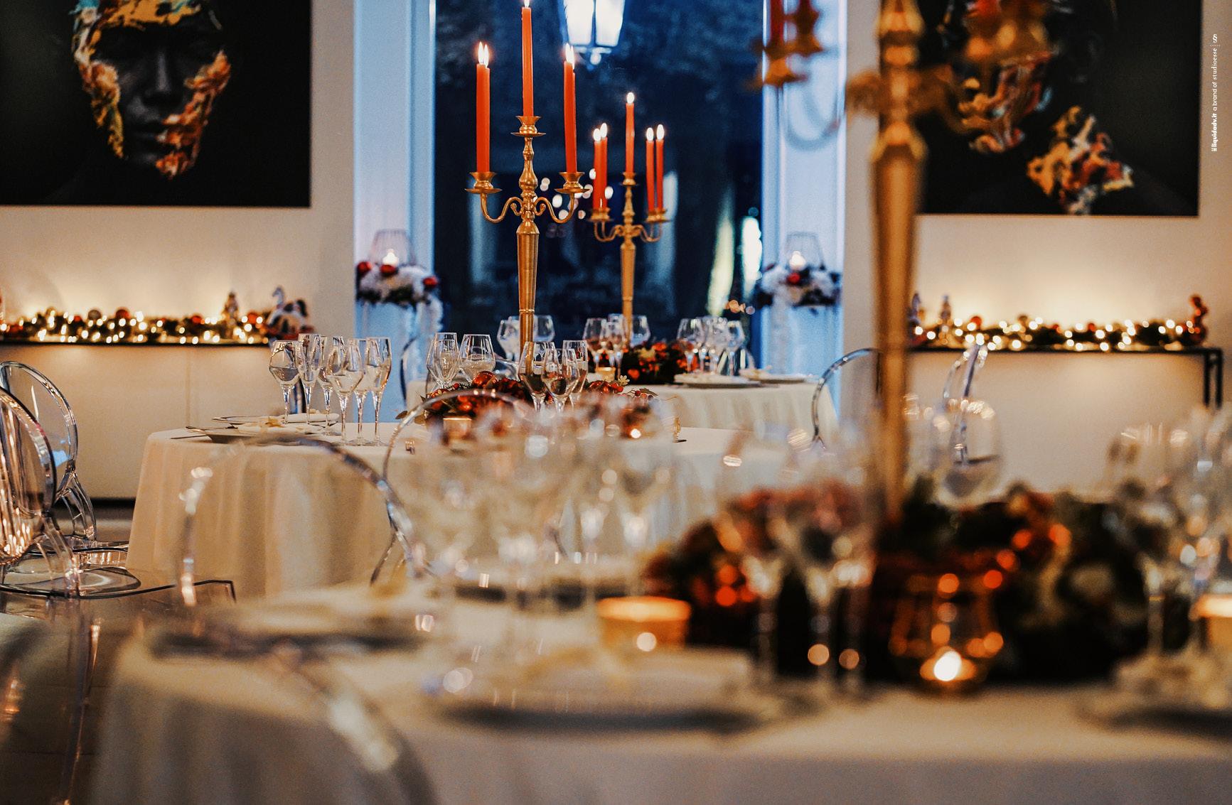 La magia di un matrimonio natalizio a Villa Ortensia D'Avalos